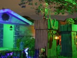 My Halloween Setup for 2012 Both Day andNight