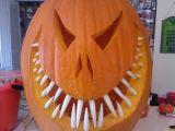 Now That Is A MonsterPumpkin