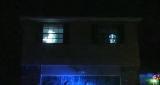 Halloween Window Projections for2013