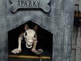 Graveyard Dog Animated HalloweenProp