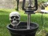 Urn Creep Animated HalloweenProp